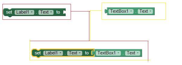 Gabung Label + textBox